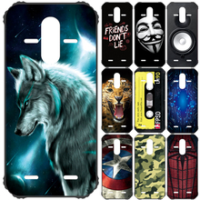 GUCOON Silicone Cover for AGM A9 H1 5.99inch Case Soft TPU P