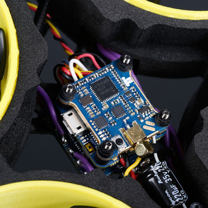 Image 5 - iFlight BumbleBee CineWhoop PNP/BNF HD Quadcopter with SucceX E mini F4 Flight Control 40A 4 in 1 ESC 500mW VTX 1408 4S Motor