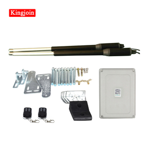 Image 3 - Electric linear actuator 200kg 300kgs engine motor system automatic swing door machine with in car remote gate opener/ Free mask