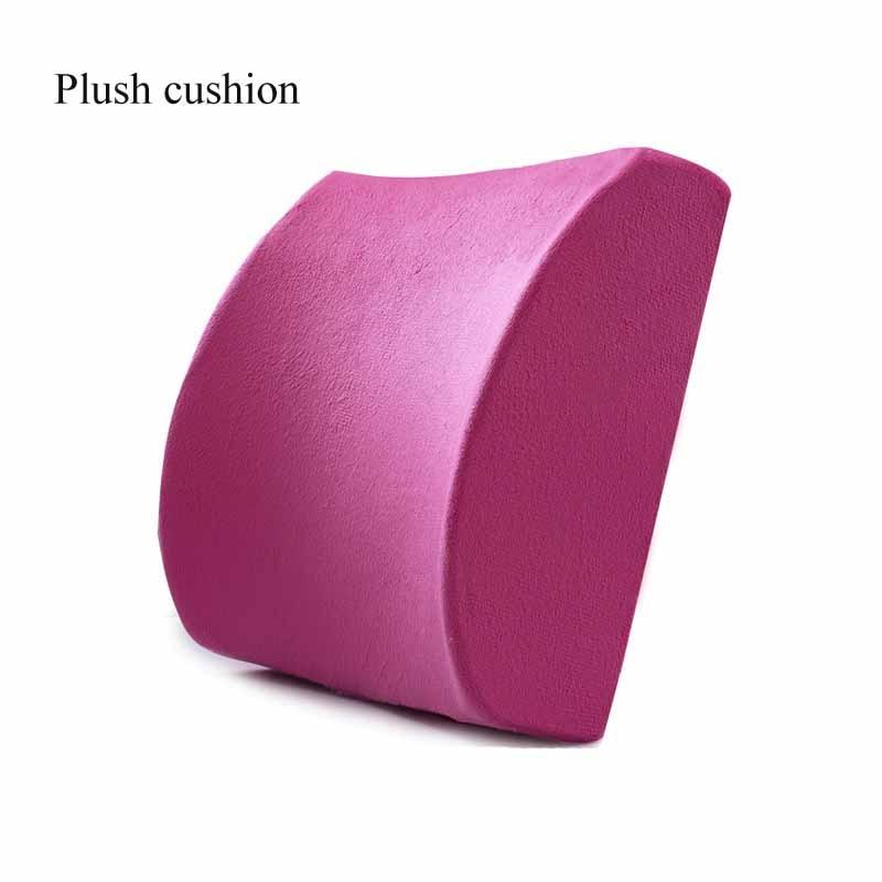 H8039f047c1904761ab318322bf84da36T Car Seat Cushion Coccyx Orthopedic Memory Foam Seat Massage Chair Back Cushion Pad Office Massage Cushion
