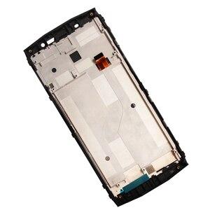 Image 5 - Homtom HT70 lcdディスプレイ + タッチスクリーンデジタイザ + フレームアセンブリ 100% オリジナル液晶 + タッチデジタイザーhomtom HT70