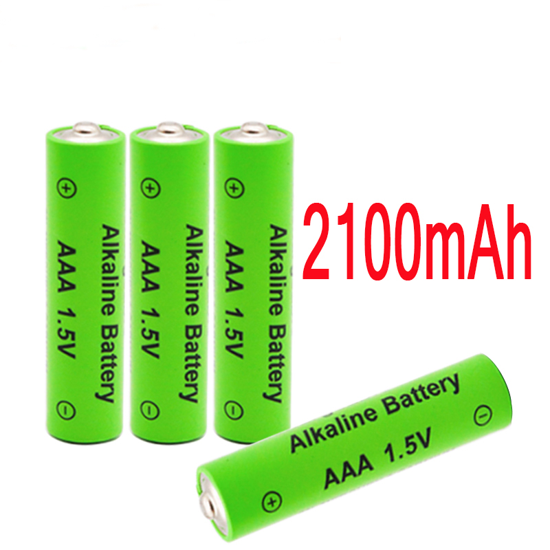 New Mark AAA Battery line 2100 MAH 1.5 V AAA rechargeable battery for Battery Remote Control Toy Battery Light Battery image