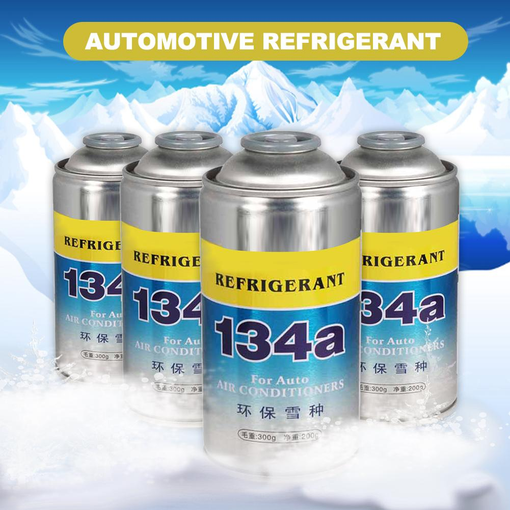 R-134A Automotive Air Conditioning Refrigerant Cooling Agent Environmentally Friendly Refrigerator Water Filter Replacement