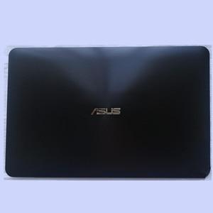 Tampa traseira para laptop lcd, tampa frontal/moldura dianteira/us palmrest teclado/estojo inferior para asus f554 f554l f554lp x554 x554l
