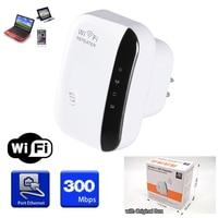 Drahtlose WiFi Repeater Signal Verstärker 802 11 N/B/G Wi fi Palette Extander 300Mbps Signal verstärker Repetidor Wifi wps Verschlüsselung-in Wireless-Router aus Computer und Büro bei