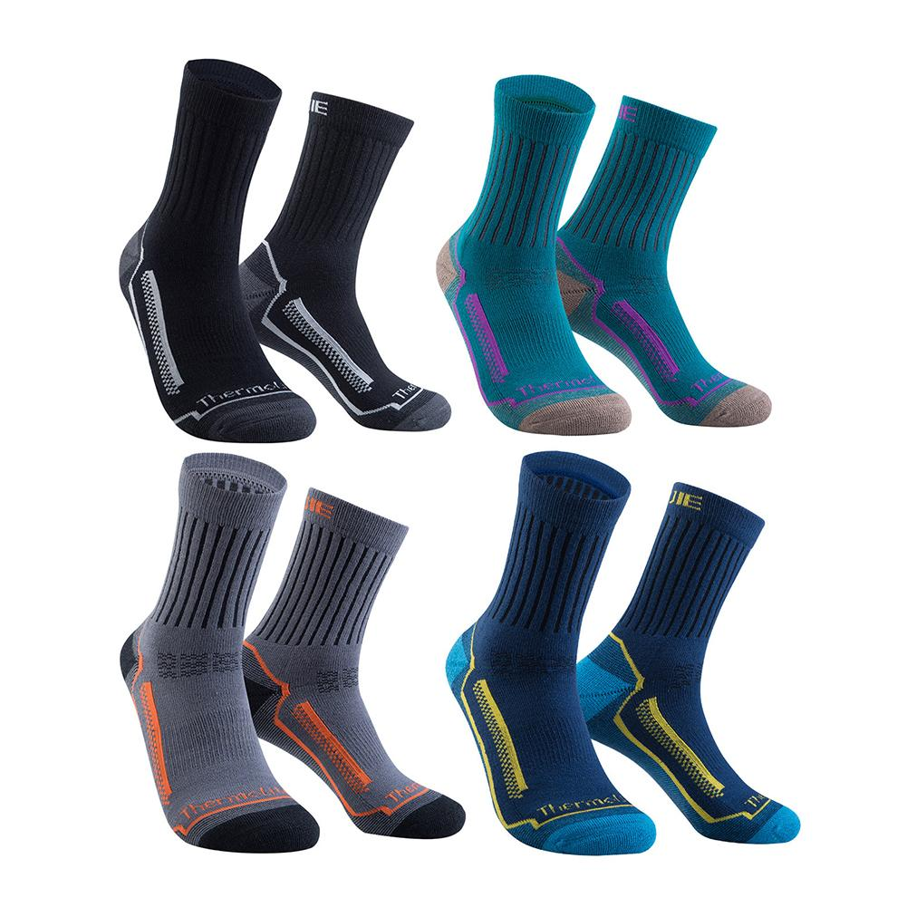 Merino Wool Socks Winter Warm OcksNon-Slip Moisture Wicking Sports Stockings For Men Women Hiking Skiing Basketball Ocks