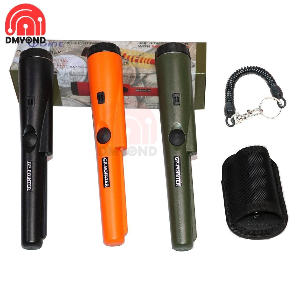 GP-Pointer ручной металлоискатель, определитель позиционирования стержня, детектор инструментов для обнаружения кожи, сигнализация, контактны...