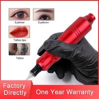 Biomaser Tattoo Gun Professional Tattoo Machine Rotary Tattoo Pen Quietly Swiss Motor Make up Guns Supplies