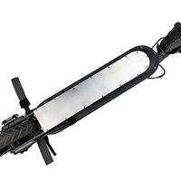 Elektrische Roller Chassis Schild Roller Batterie Untere Abdeckung Für Xiaomi M365 Schutz Edelstahl Platte Skid