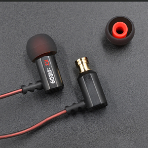 Image 5 - KZ ED9 in ear Earphones Original Earphone HIFI DJ Earplug With MIC ED12 ES3 ES4 ZST AS10  ZS3 ZS6 ZSN zst zsr ate zse