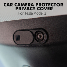 Universal Security Barrier For Privacy Protection, Ultra-thin Webcam Tool Car Camera Cover, Model 3 2021 2020 Tesla Accessories