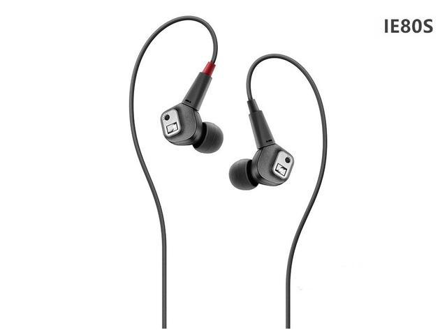 New DIY IE80s High quality Best version In Ear Earphones hifi subwoofer mobile earphone earplugs phone earphone universal