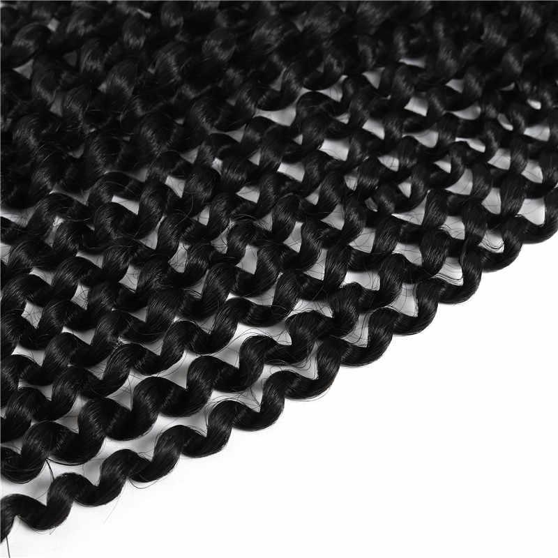 Toyotress pasja Twist włosy Ombre brązowy kolor włosy pasja Twist Water Wave syntetyczne warkocz rozszerzenia