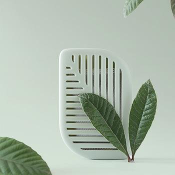 Lodówka dezodorant box dezodorant środek osuszający węgiel aktywny bambusowy węgiel drzewny pakiet Arefaction Fresh tanie i dobre opinie Węgiel aktywny Torby Green Pink Beige 15*10*1 8cm Activated carbon PP