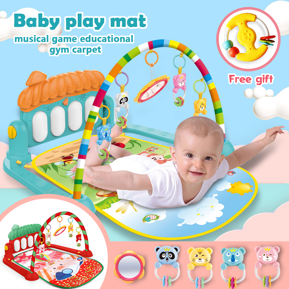 Fitness Frame Baby Fitness Frame Activity Gym  Hanging Bell Early Education