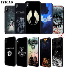 IYICAO Supernatural Soft Phone Case for iPhone 11 Pro XR X XS Max 6 6S 7 8 Plus 5 5S SE Silicone TPU 7 Plus iyicao airplane red space soft phone case for iphone 11 pro xr x xs max 6 6s 7 8 plus 5 5s se silicone tpu 7 plus
