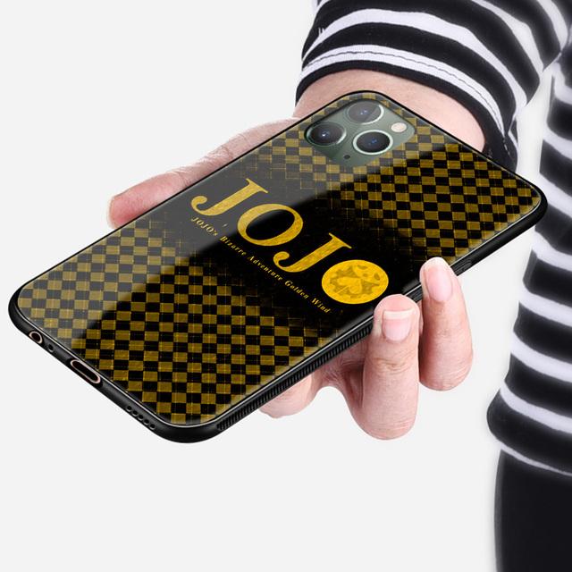 JOJO PART 5 GOLDEN WIND IPHONE CASE (5 VARIAN)