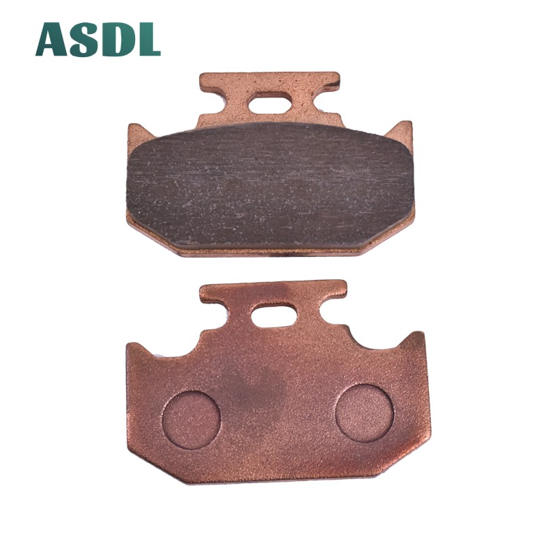 Motorcycle Rear Brake Pads For Suzuki TS 125 <font><b>DR</b></font> <font><b>250</b></font> 350 650 RMX <font><b>250</b></font> TS 200 DR250 RS/RLS/RT/RV/RLV/RLW/RW/RY(SJ45A/DOHC) #e image