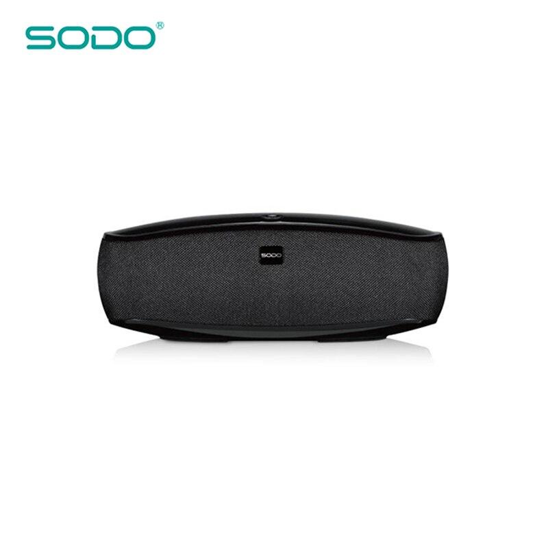 SODO L3 Touch Control TWS ฐานลึกลำโพงบลูทูธไร้สาย Bluetooth V4.2 16W Enhanced Bass FMTF การ์ด MP3 MP4 ผู้เล่น บน AliExpress - 11.11_สิบเอ็ด สิบเอ็ดวันคนโสด 1
