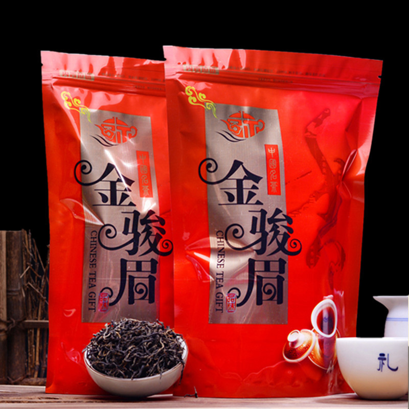 5A Kim Chun Mei 250g High Quality Jinjunmei Black Tea To Loose Weight China Green Food