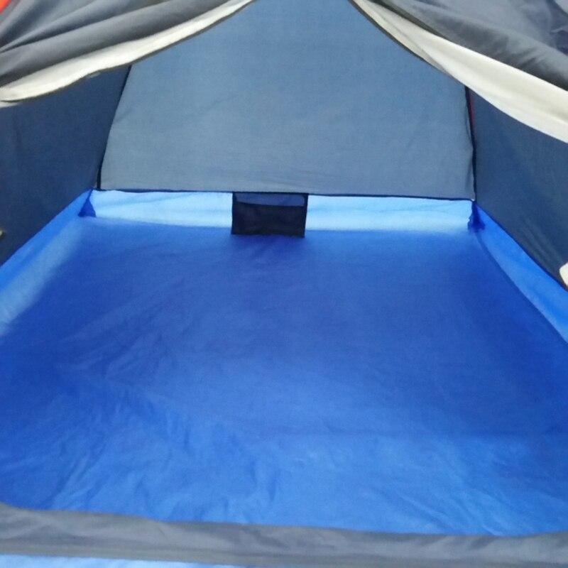 barraca de praia de camada única barraca