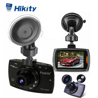 Hikity Original Car DVR Camera G30 Full HD 1080P 140 Degree Dashcam Video Registrars for Cars Night Vision G Sensor Dash Camera