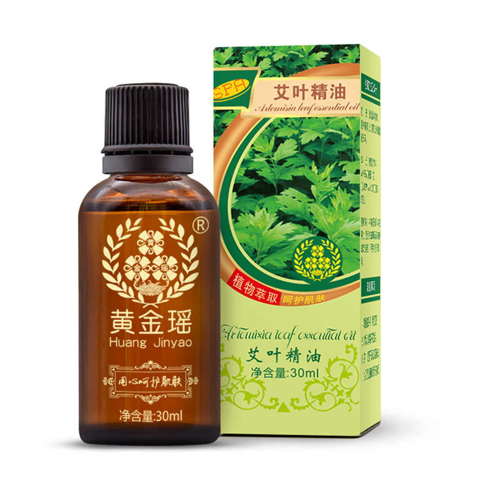 Aromatherapy Shoulder Moisturize Relief Foot Massage Wormwood Extract Skin Care Neck Moxibustion Oil Leg Bath Muscle Relax Body