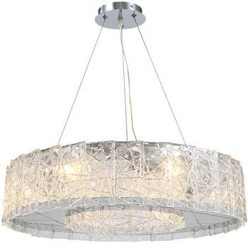 Новая хрустальная люстра американский ресторан современная стеклянная роскошная люстра ручной работы лампа Креативный дизайнер простая с...