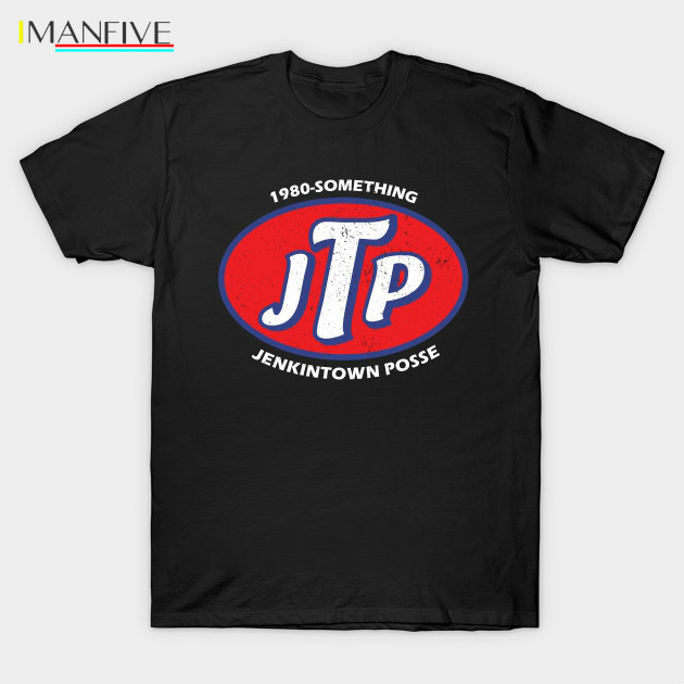 100% Cotton O-neck Custom Printed Tshirt Men T Shirt JTP! - Goldbergs  T-Shirt Short  Casual  Cotton