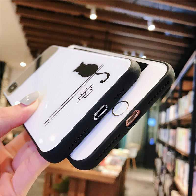 Suntaiho Mềm TPU Dẻo Silicone Toàn Bộ Lưng Cho Huawei P30 P20 Pro Gương Trang Điểm Dành Cho Huawei Mate 10 20 pro Nova 3 ốp lưng