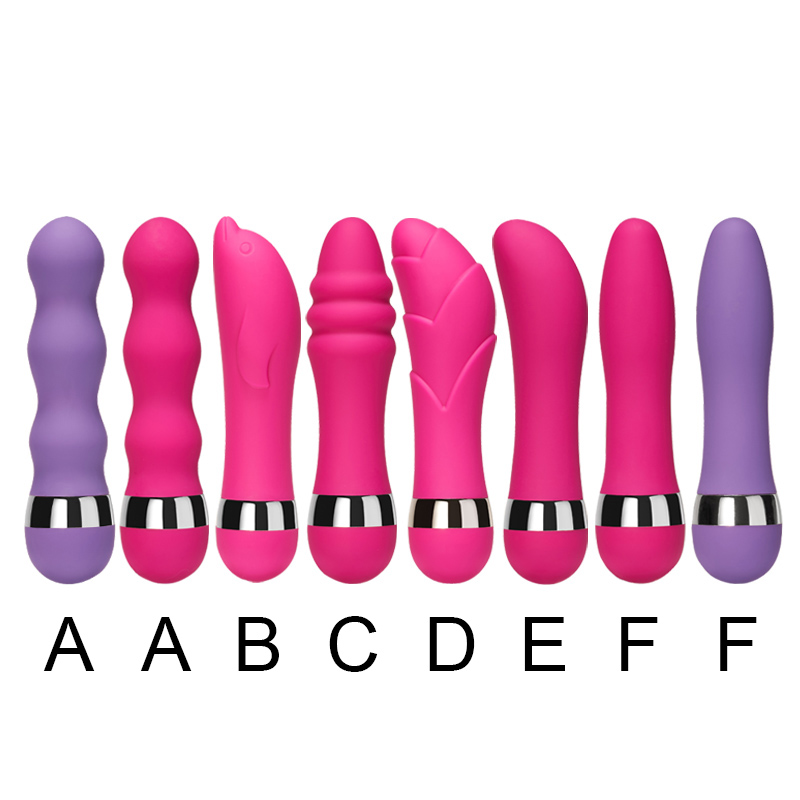 Multi-speed G Spot Vagina Vibrator Clitoris Butt Plug Anal