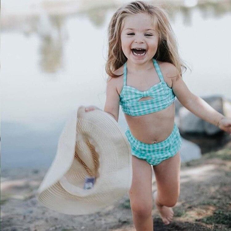 Girl'S Swimsuit Split Type-Skirt Baby-Swimming Trunks Kids Big Boy Tour Bathing Suit Swimwear CHILDREN'S Bikini