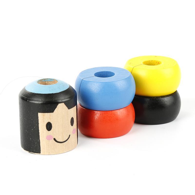 Неподвижный стакан, волшебная упрямая деревянная игрушка, забавная небьющаяся игрушка, волшебные трюки, сценические магические игрушки