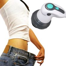 4 in 1 Electric Infrared Full Body Massager Tools Weight Loss Anti Cellulite Slim with 4 Massage Heads