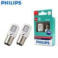 Philips LED P21 / 5 W S25 1157 11499ULR Ultinon LED rot farbe auto blinker indikatoren nebel licht rückwärts licht, paar