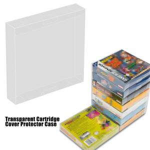 Image 1 - 10pcs Transparent Cartridge Protective Case Cover Protector Case for Game Boy Boxed Game