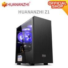 HUANANZHI Z1 ofis oyun i5 masaüstü bilgisayar cpu 3470 DDR3 2*8G oyun kartı GTX 750TI SSD 240G yüksek maliyet performansı oyun PC