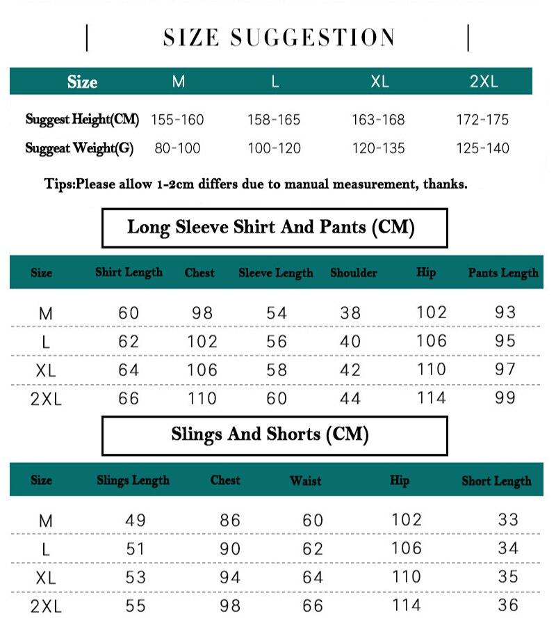 H8041dba4a00b49ceba24bb1649fa0ad6U JULY'S SONG 7 Piece Women Pajamas Set Stain Soft Pyjama Spring Summer Female Nightwear Solid Faux Silk Shorts Homewear 2020