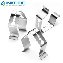 CLIPS for Inkbird IBT 2X, IBT 6X, IBT 4XS, IRF 2S Food Cooking Temperature thermometer BBQ ONLY CLIPS HOT