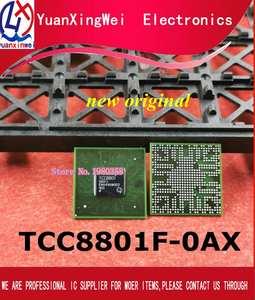 BGA TCC8801F-0AX New Original 50pcs/Lot