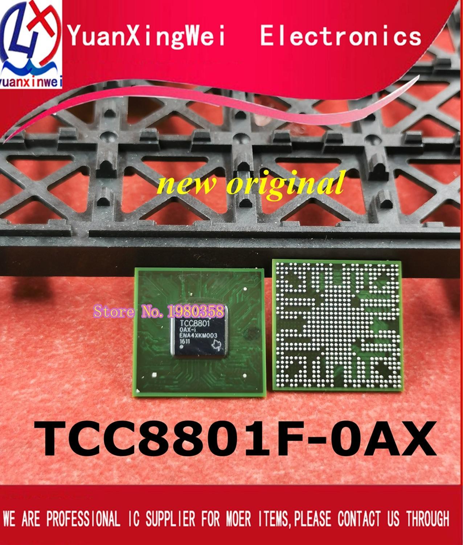 Free Shipping 1pcs/lot   TCC8801F-0AX TCC8801F-0AX-i TCC8801F-OAX-i TCC8801F-OAX TCC8801-0AX  New Original TCC8801 BGA