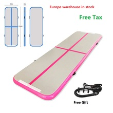 Gymnastics-Mattress Track Inflatable Floor Yoga Electric 5m 3m 4m Air-Pump Olympics Wrestling