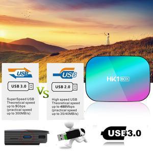 Image 5 - LEMFO 9.0 Android TV Box 4GB RAM 64GB 32GB 8K 2.4G5G WiFi Support IPTV Google Youtube Media Player S905X3 Set Top Box