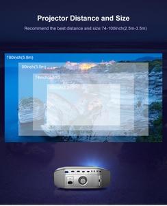 Image 5 - AAO YG620 Full HD Projector Native 1920 x 1080P 3D Proyector YG621 Wireless WiFi Smartphone Multi Screen Mini HD Home Theater