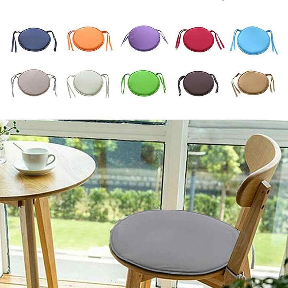 Chair Cushion Seat Pad Office Patio Garden Indoor Kitchen Dining Room Tie On Pad