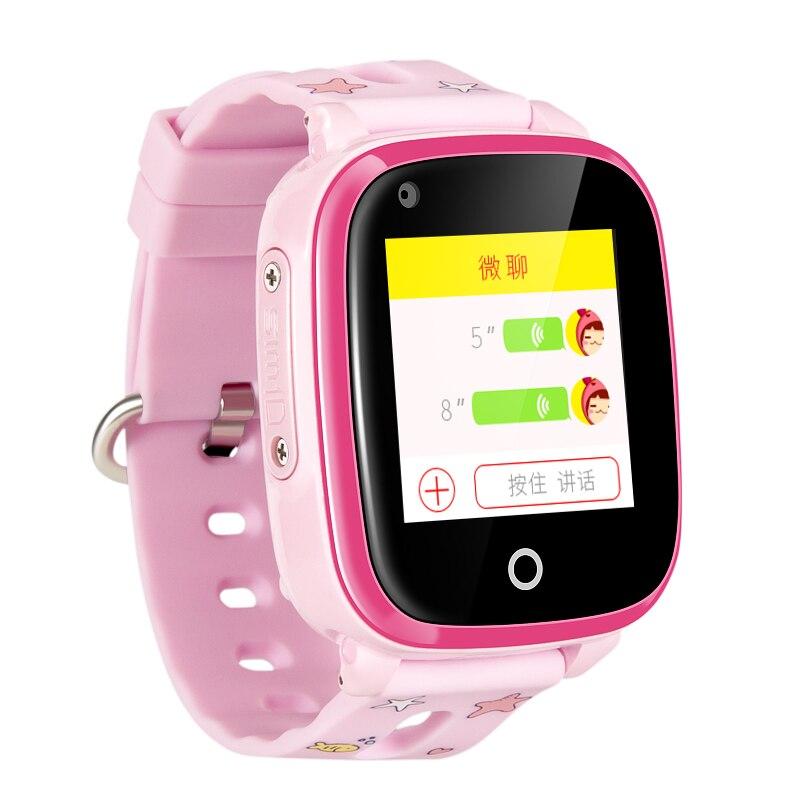 IP67 étanche Smart 4G caméra à distance GPS WI-FI enfants enfants étudiants montre-bracelet SOS appel vidéo moniteur Tracker localisation montre - 6