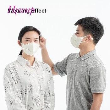 1 5 10 20 Pcs Masque Anti Pollution Masks melt blown Non woven 5 Layer Mask Reusable Mouth Caps