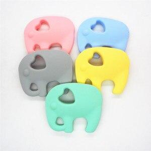 Image 5 - 10 шт. силиконовый Прорезыватель для печенья Chenkai, «сделай сам», детское печенье «Oreo», подвесная пустышка для соски, игрушка для сенсорного прорезывания зубов в подарок, без БФА