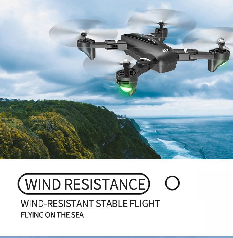 S167 Drone Wind Resistance