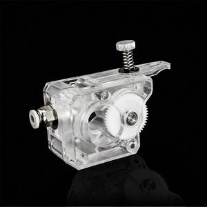 Image 5 - 3D Printer Parts BMG Extruder Clone Dual Drive Extruder upgrade Bowden extruder 1.75mm filament for 3d printer CR10